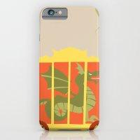 Beast Train iPhone 6 Slim Case