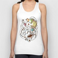 More Coffee Unisex Tank Top