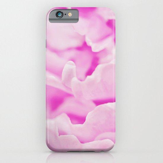 Pink Peony iPhone & iPod Case