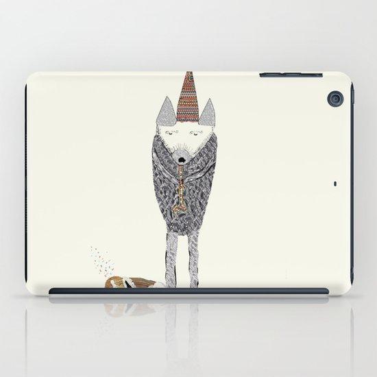 the jazz player iPad Case