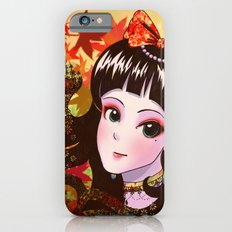 Autumn Maiden iPhone 6 Slim Case