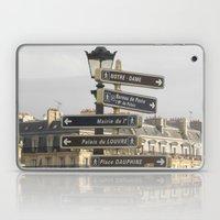 Paris Adventure  Laptop & iPad Skin