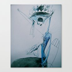 +x Canvas Print