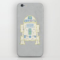 R2Detour iPhone & iPod Skin