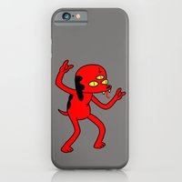iPhone & iPod Case featuring Satan's Little Helper by thisisjason