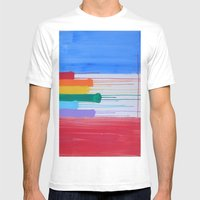 Viva La France 9 Mens Fitted Tee White SMALL
