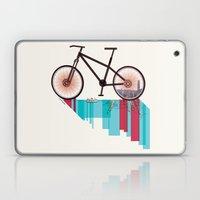 Discover Hong Kong Bicyc… Laptop & iPad Skin