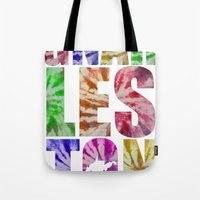 Gnarleston Tie-Dye Tote Bag