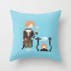 Samwise the Brave Throw Pillow