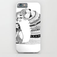 Lonely Monster iPhone 6 Slim Case