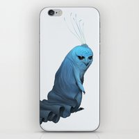 Caped Kimkao iPhone & iPod Skin