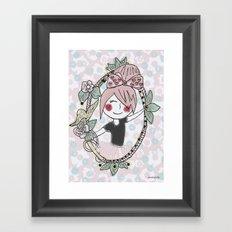 Little Dancer II Framed Art Print