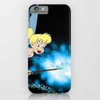 iPhone & iPod Case featuring Classic Tinkerbell by Natasha Alexandra Englehardt
