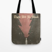 There will be blood - Alternative Movie Poster Tote Bag