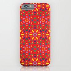 Kaleidoscope Number 1 iPhone 6 Slim Case