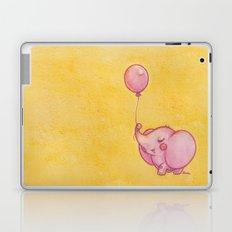 My pink balloon Laptop & iPad Skin