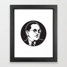 Dr. Babasaheb Ambedkar Framed Art Print