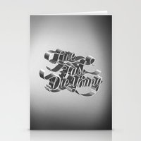 Live Fast Die Young - Bl… Stationery Cards