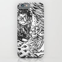 iPhone & iPod Case featuring The Lion, the Fox, and the Beasts by Jiaxi Huang