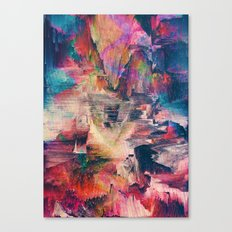 Glitch like that Canvas Print