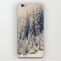 When It Is Winter, It Sn… iPhone & iPod Skin
