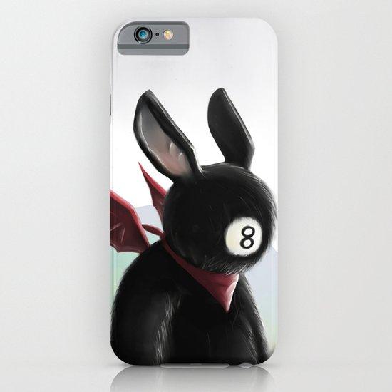 Eightball demon iPhone & iPod Case