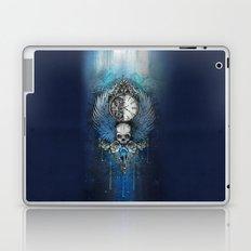 Wings of time - blue Laptop & iPad Skin