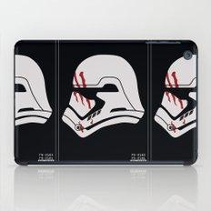 Finn Stormtrooper Profile iPad Case