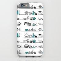 Kitchen Doodle iPhone 6 Slim Case
