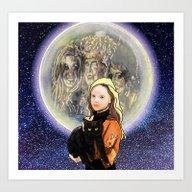 Art Print featuring Hocus Pocus by Grapesmithsarts