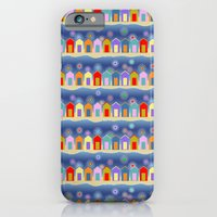 Evenings at the shore iPhone 6 Slim Case