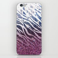 Tiger Case by Zabu Stewart iPhone & iPod Skin