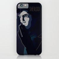 iPhone & iPod Case featuring SHERLOCK by ketizoloto