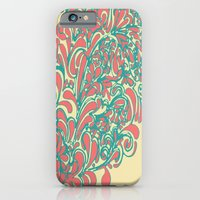 Coral  iPhone 6 Slim Case