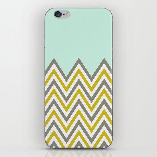 CLASSY CHEVRON iPhone & iPod Skin