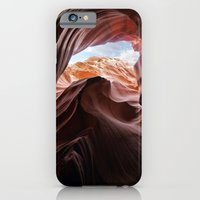 iPhone & iPod Case featuring Antelope Canyon by kreatox