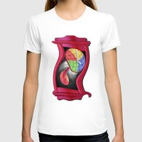 T-shirt featuring Dali Grandfather Clock by Rishi Parikh