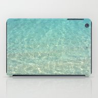 Colors Of The Sea Water … iPad Case