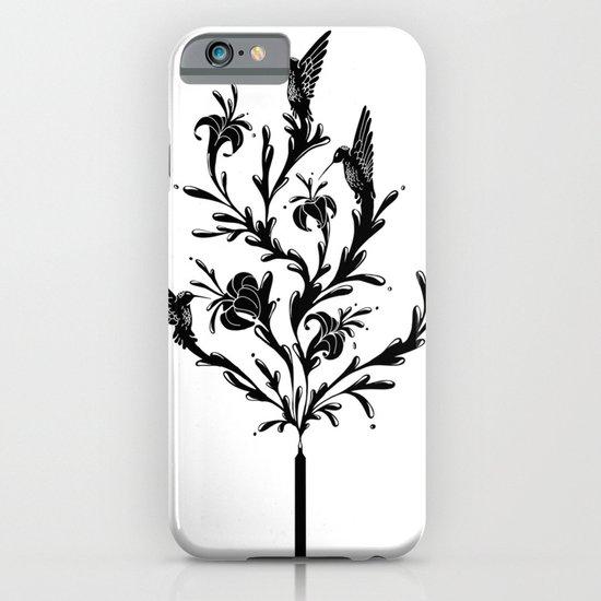Fluid Bloom iPhone & iPod Case