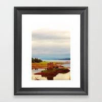 Castle Stalker (Scotland… Framed Art Print