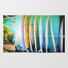 surfboards Rug