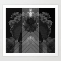 Source - B&W Art Print