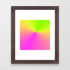 Re-Created  Pt. EIGHT by Robert S. Lee Framed Art Print