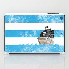 Pirates Love Stripes iPad Case