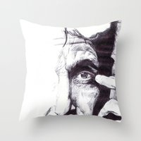 Al Pacino Throw Pillow