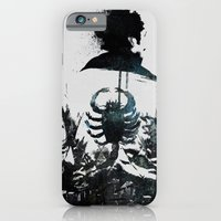 iPhone & iPod Case featuring Everyone deserves a hero by  Maʁϟ