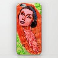 SAD CHRYSALIS iPhone & iPod Skin