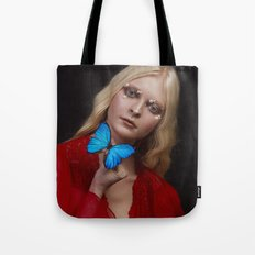 In Another Realm Tote Bag