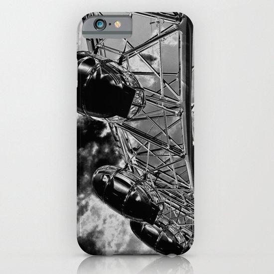 The London Eye Art iPhone & iPod Case