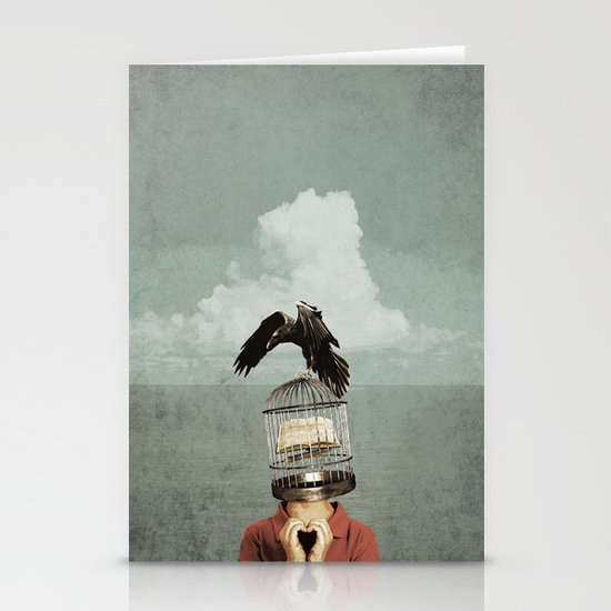 metaphorical assistance Stationery Card